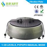 Body inteiro mini Vibration Machine Plate Crazy Fit Massage (JFF003C)