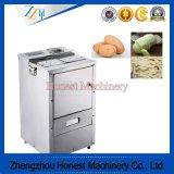 Machine de découpage automatique de pomme de terre/machine électrique de coupeur de pomme de terre