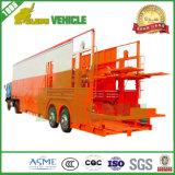 Тележки несущей автомобиля перевозки Китая поставленные фабрикой с Semi трейлером