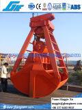 Garra mecânica da carga de maioria da sucata da mina de minério