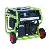 電気始動機が付いている3kwガソリン発電機