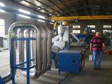 Lavadora de reciclaje plástica
