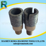 Romatools Diamong Prägehilfsmittel der Finger-Bits für das Prägen der Platten auf CNC-Maschine