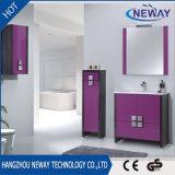 PVC床の永続的な構成の浴室用キャビネットの家具