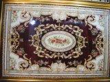 Tuile en céramique en cristal d'or de tapis avec le type musulman