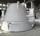 重力の鋳造鋼鉄スラグ鍋