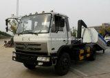Dongfeng 4X2 15 CBMのホックのトラック販売のためのごみ収集車15トンのアームロール