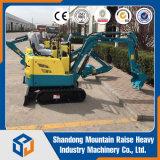 Excavador picador vendedor caliente 800kg de China mini
