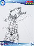 صنع وفقا لطلب الزّبون [ترنسميسّيون لين] زاوية فولاذ برج ([فلم-ست-016])