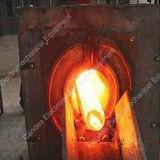 Ковочная машина непрерывно стальной индукции утюга горячая для болтов (MF-45KW)