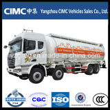 Chino HOWO 8X4 Bulk Cement Powder Material Tank Truck