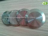 Indicateurs d'acier inoxydable de qualité/bandes tactiles de goujons/goujon borgne