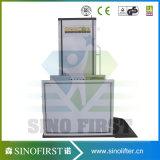 Elevador vertical da plataforma da cadeira de rodas do elevador Home de Sinofirst para deficientes motores
