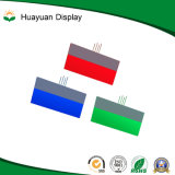 4.3 visualizzazione dell'affissione a cristalli liquidi di lettore DVD TFT dello schermo di tocco di pollice