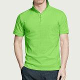 Рубашка пола высокого качества изготовленный на заказ с логосом
