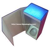 Caja de Encargo de Empaquetado de la Bebida de la Caja de Papel del Vino de Lujo