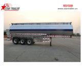 De Semi Aanhangwagen van de Tank van de Brandstof van de Legering van het aluminium