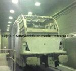 Cabine excellente et de qualité longue de bus de chauffage infrarouge de jet