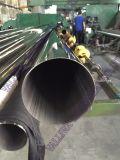 Tubo del modelo del acero inoxidable