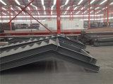 Viga de acero prefabricada, viga de H, emito, viga de la estructura de acero