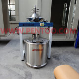 Bom Price Powder Sieving Machine para Powder Spraying Booth
