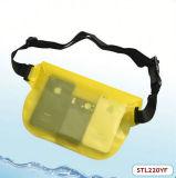 Sac imperméable à l'eau populaire de taille pour la natation