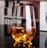 Vetro di cristallo del whisky di alta qualità per il grossista