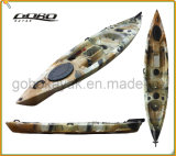 De visserij van Kajak met Leidraad