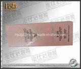 Коробка изготовленный на заказ парика выдвижения волос ресницы размера упаковывая бумажная