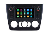 GPS Navigator DVD Player para BMW 1 com amplificador de carro