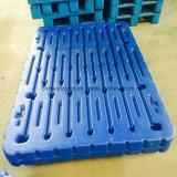 Pálete resistente do plástico do sopro HDPE/PP do molde do Forklift