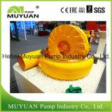 Parte centrifuga della pompa dei residui dell'alto bicromato di potassio resistente dell'abrasione