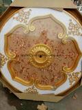 Médaillon artistique de plafond de picoseconde pour le marché arabe