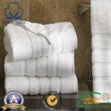 Toalla blanca del hotel del algodón/casera de Terry