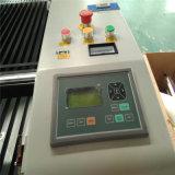 Timbro di gomma di alta qualità 40W che fa la mini macchina per incidere del laser