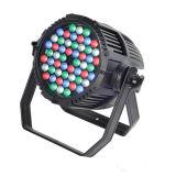 54X3w RGBWは段階、イベント、ショーおよびアーキテクチャのためのDMX512の屋外LEDの同価の段階ライトを防水する