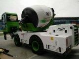 Auto-Sensibilità di 4 Cbm che mescola il camion dell'impastatrice della betoniera