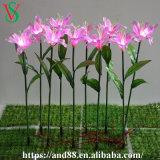 La cerimonia nuziale Deocorative fiorisce i fiori artificiali del giglio del LED