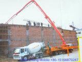 Bomba concreta de Hongda los 24m con el auge