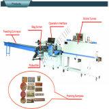 Fabrication de machine à emballer de rétrécissement de bouteilles