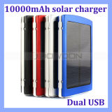 10000mAh Dual USB Solar Charger für iPhone 6 Portable Power Bank