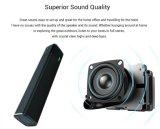 Haut-parleur sans fil de woofer de caisse de résonance de grande de pouvoir de Bluetooth batterie du haut-parleur 20W grande avec le subwoofer bas superbe