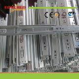 Glissière de tiroir de Module de cuisine/glissière de tiroir roulement à billes pour des meubles