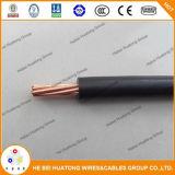UL66 collegare di nylon solido ed incagliato di UL62 del conduttore dell'isolamento di rame del PVC del rivestimento della costruzione