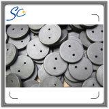 Étiquette passive de blanchisserie de tissu de fréquence ultra-haute d'IDENTIFICATION RF d'étiquette de bouton d'IDENTIFICATION RF
