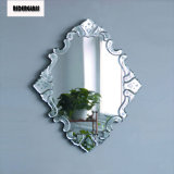 3-6mm Frameless Big Mirror Glass
