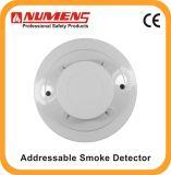 Fumo fotoelettrico che percepisce alloggiamento, rivelatore di fumo con il LED a distanza (600-004)
