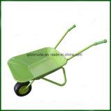 緑色はからかうおもちゃのカート(WB0402)を