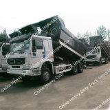 Sinotruk HOWO 6X4 371HP 덤프 트럭