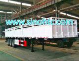 CIMC Remorque de Service de Camion de Remorque de Cargaison de Remorque D'essieux de la Remorque 3